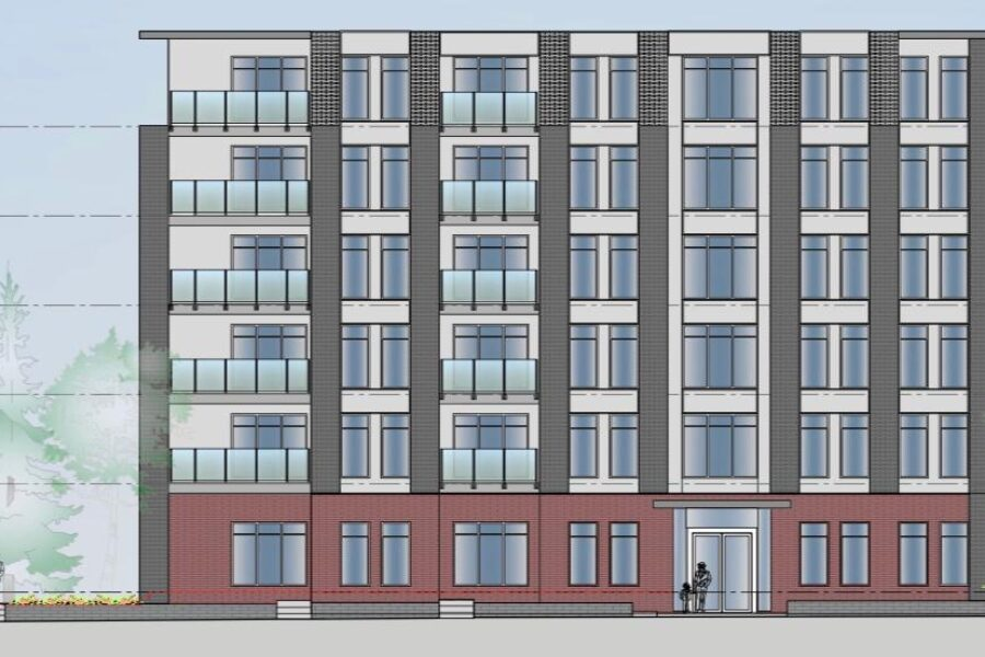 Fleetwood Town Center Condo Development Lot