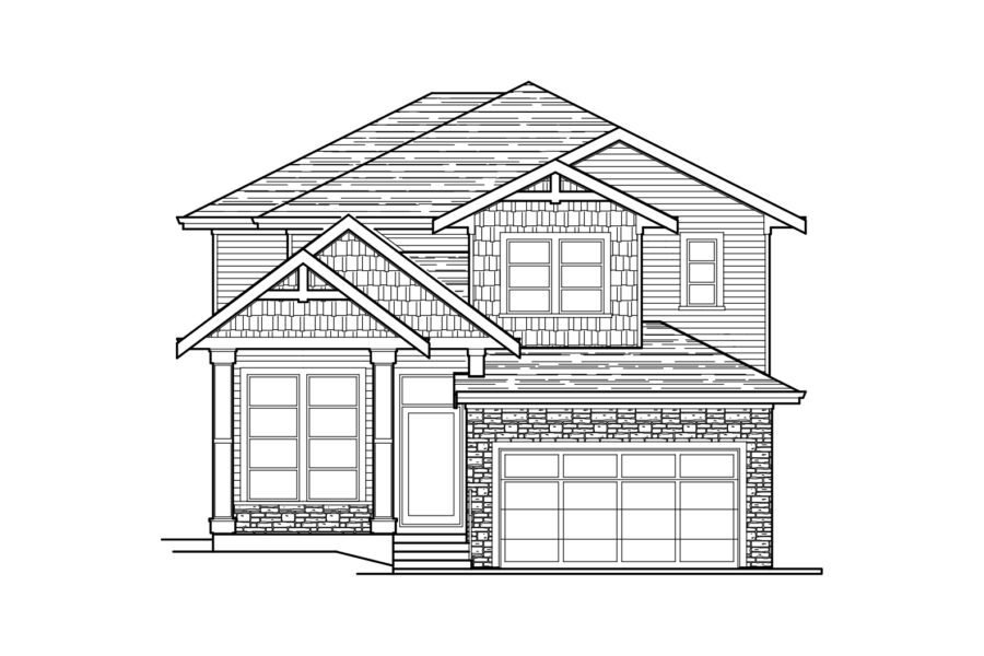 6 Bed + 6.5 Bath, The Grand: 4855 ft² / Lot Size: 6065 ft²