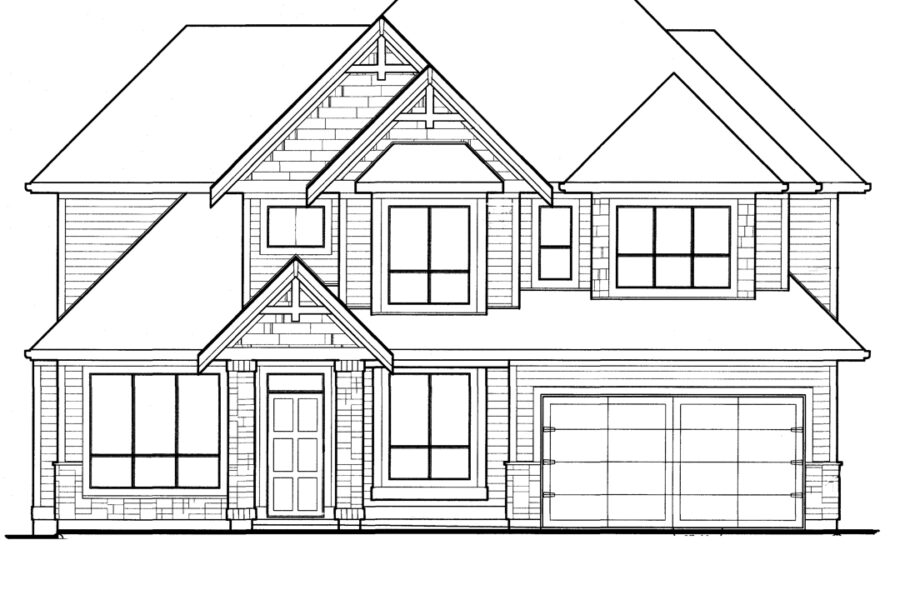 4 Bed + 5 Bath, Semiahmoo Life: Lot Size: 7200 ft²